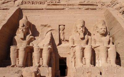 A la découverte de la magie du temple d'Abou Simbel