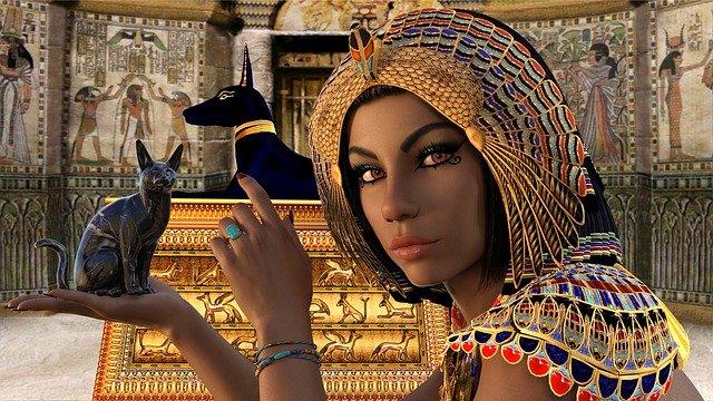 Qui est la reine Cléopâtre ?
