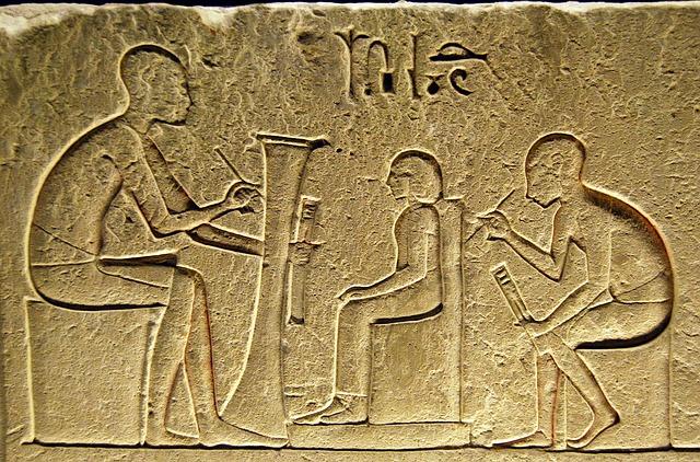 Les classes sociales en Égypte antique