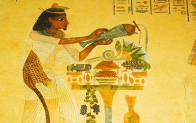 Que mangeaient les anciens égyptiens ?