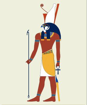 Découvrez le dieu Horus, l'un des symboles de l'égyptologie