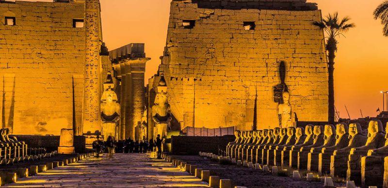 Le temple de Karnak, un site unique au monde