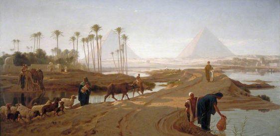 Les pratiques sanitaires en Egypte ancienne