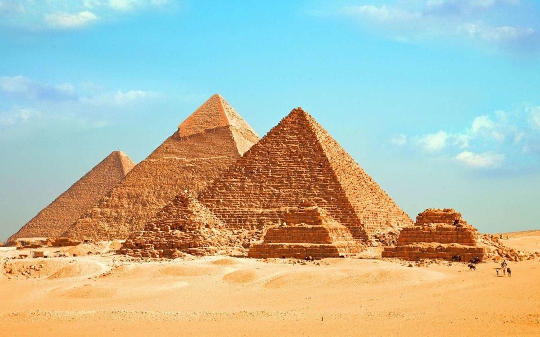 à quoi servaient les pyramides de l'Egypte antique