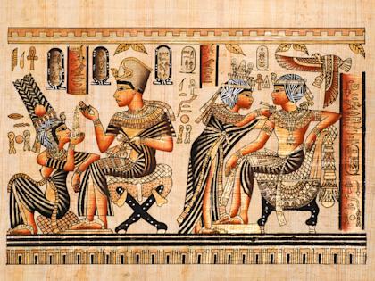 Egypte Antique : que mangeaient les pharaons ?